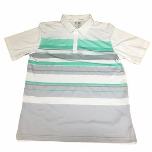 Adidas climacool athletic polo top